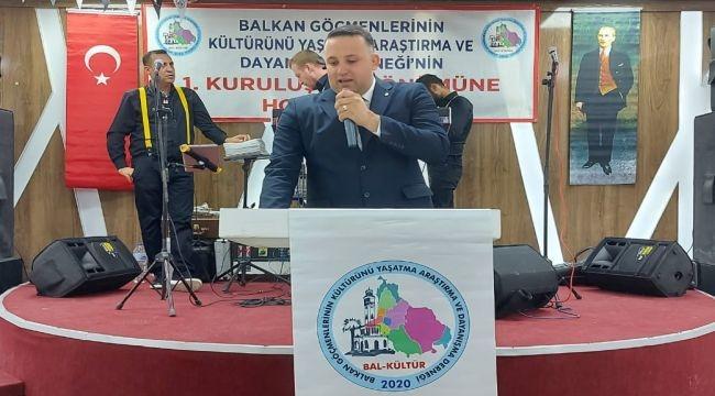 Bal-Kültür kuruluş yıldönümü Balkan Festivali'ne renk kattı