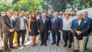 ''Bornova Kültür Adası'' projesi başlıyor